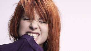 Hayley Williams The Girl Singer HD Wallpaper