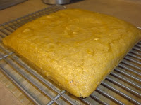 Pumpkin Beer Cornbread by Custom Taste