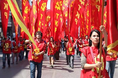 Intervenção do PC da Turquia, no recente encontro internacional comunista, realizado em Istambul.
