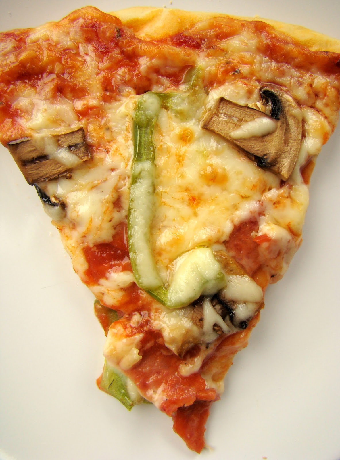 One Basic Pizza Crust Recipe — Dishmaps