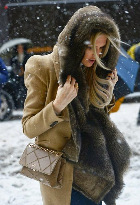 4 Winter Fashion Street Style