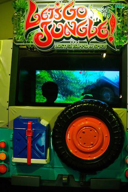 Video Arcade, Family Entertainment