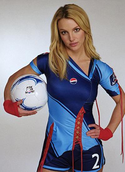 PepsiCo Girl Sport Manchester United 2013