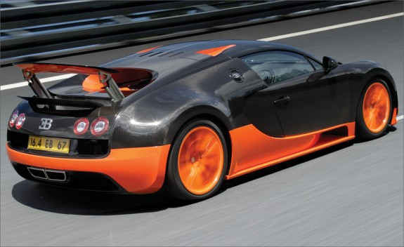 Bugatti Veyron Super Sport The World s New Fastest Car
