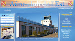 Le site de l'aéroclub de l'Est