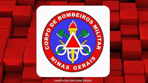 Concurso para Soldado do Corpo de Bombeiros - MG