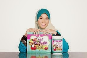 DR HARLINA DILAMAR JURUCAKAP SECRET SKIN WHITE KAWAII COLLAGEN