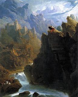 The Bard - John Martin