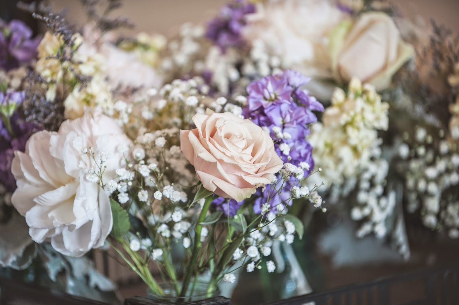 Wedding Flowers: Pendelton's Flower's