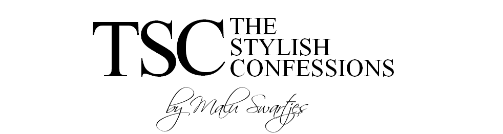 The Stylish Confessions   Fashion and Beauty blog by Malu Swartjes