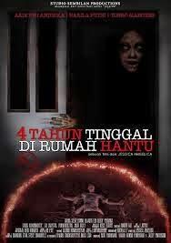 Download Film 4 Tahun Tinggal di Rumah Hantu (2014)