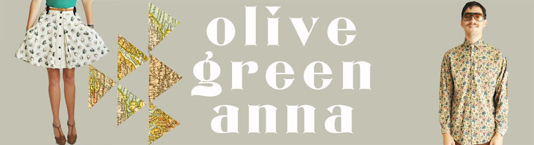 olive green anna
