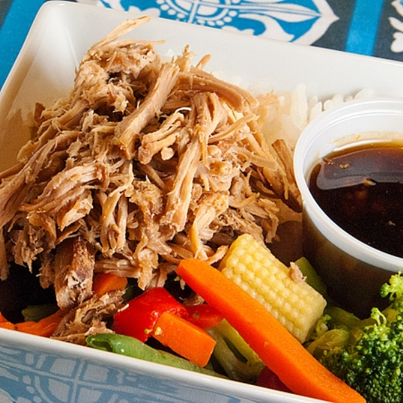 The Bestest Recipes Online: Slow Cooker Kalua Pork