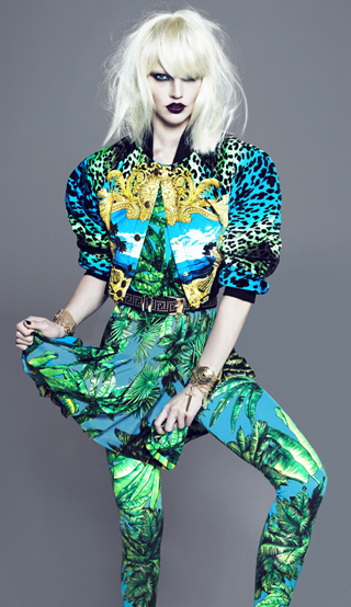 Versace para H&M