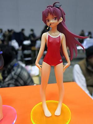 佐倉杏子 スクール水着