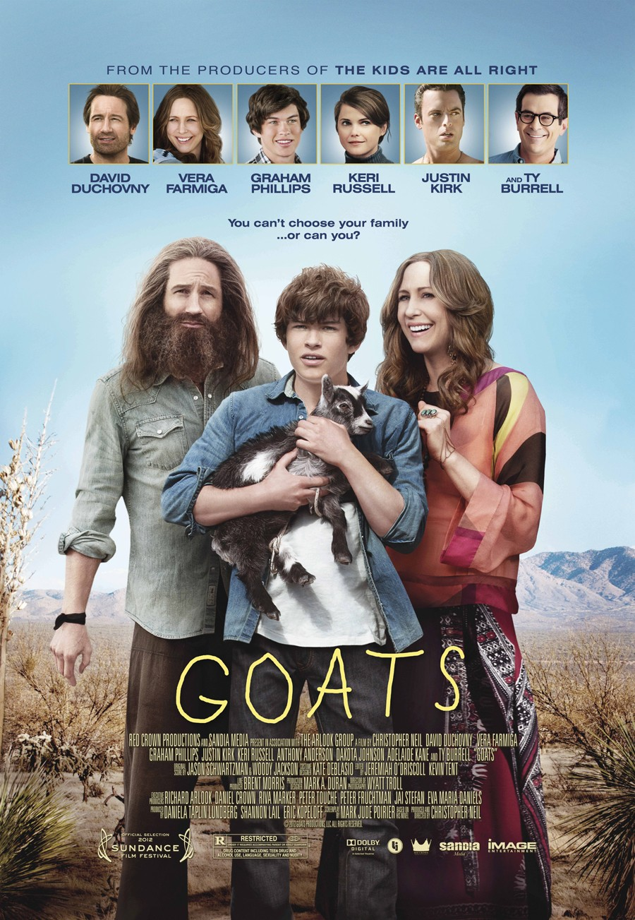 Watch Goats Movie Online Free 2012