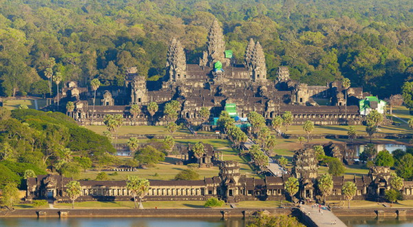 12 Keranda Ditemukan di Hutan Kamboja