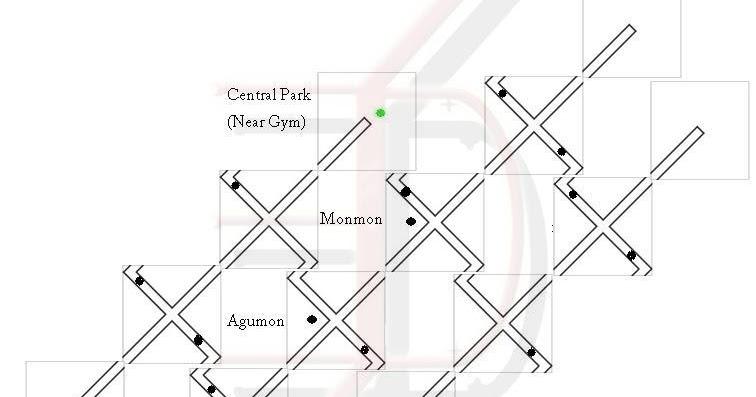 serba serbi untukmu  digimon world 3  2003  peta circuit