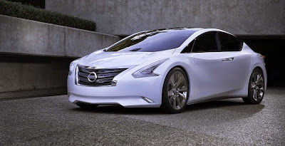 2017 nissan altima redesign