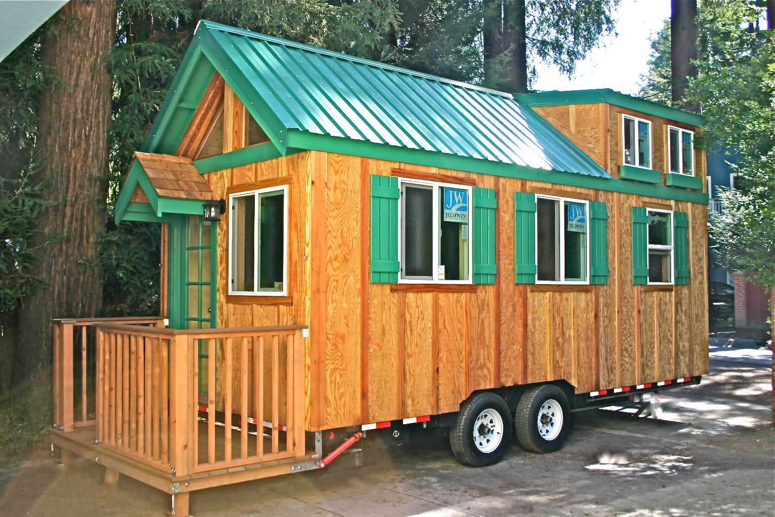 New tiny home on wheels for sale in santa cruz california