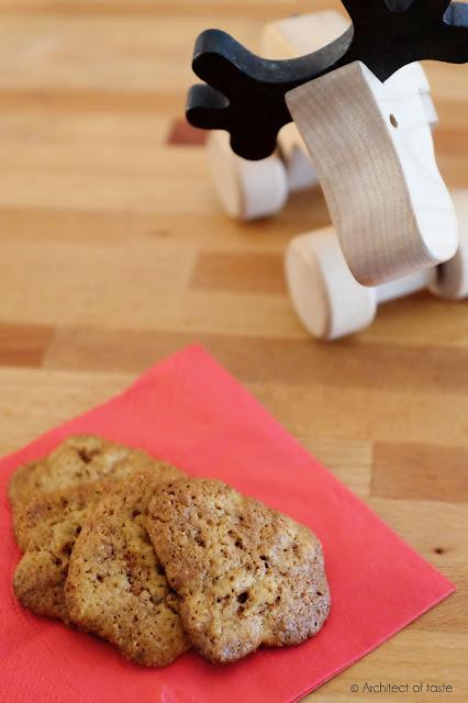 biscotti morbidi allo zenzero