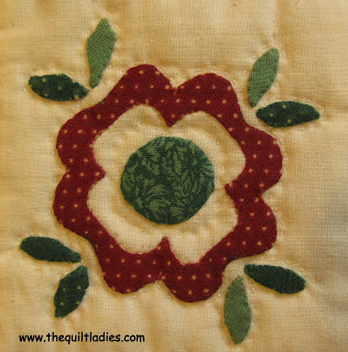 From Cheaters Cloth, Fall Back with a Little Quilt by The Quilt Ladies