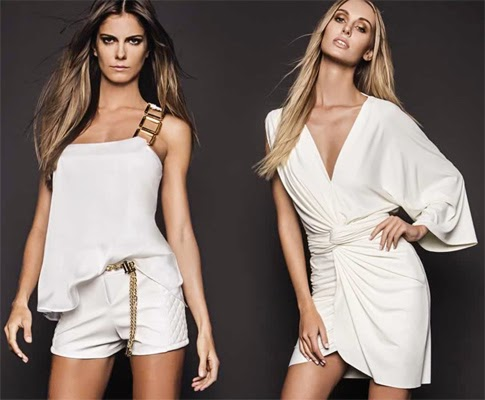Lança Perfume coleção verão 2015 short blusa