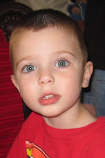 Caleb Luke 3 Years