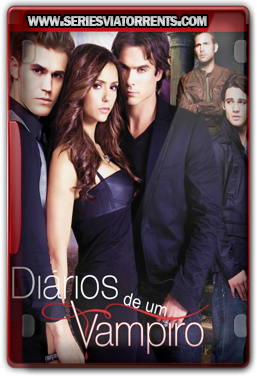 Diários de um Vampiro 2 Temporada Dublado – Torrent (2010)