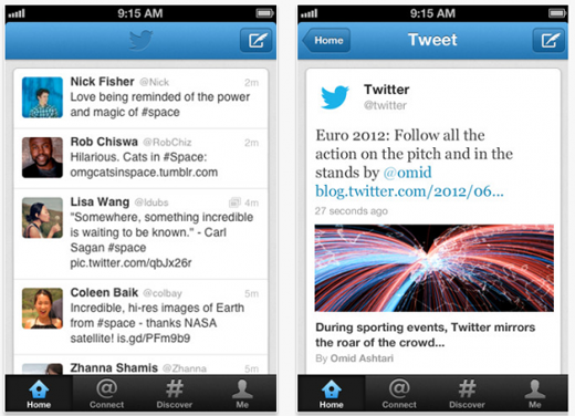 twitter ios iphone news