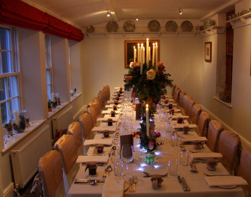 Christmas Wedding banquet