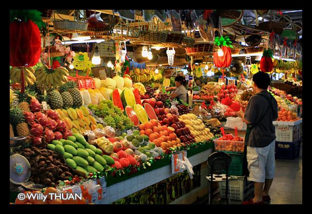 Banzaan Market a Patong Beach