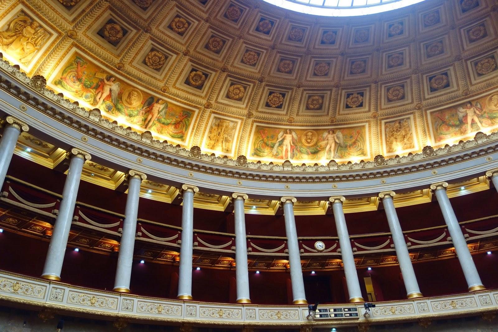 Parigi assemblea nazionale il parlamento francese for Il parlamento