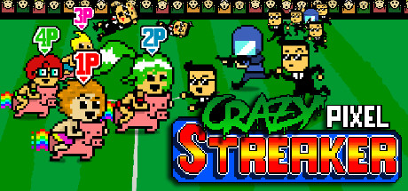 Crazy Pixel Streaker PC Game Free Download