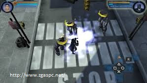 Free Download Game Justice League Heroes PPSSPP ISO For PC Full Version ZGASPC