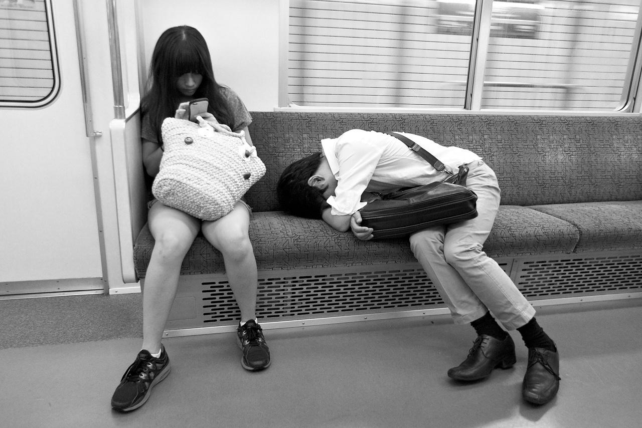 Shinjuku Mad - Manner mode 17