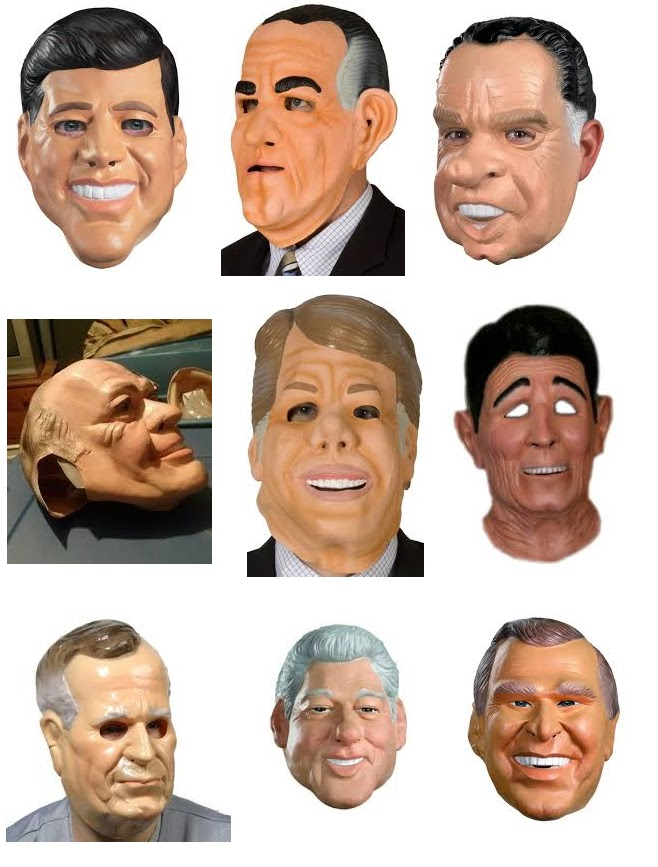 Dead 2 Rights: A disappointing roundup of Halloween masks based on ...