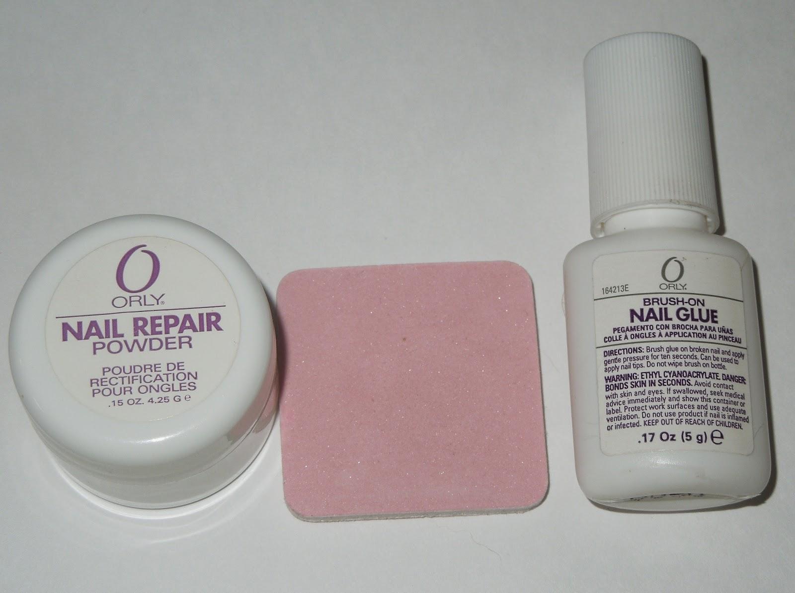 Nail Repair Patch