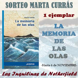 Sorteo Marta Currás