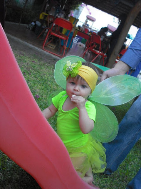 Butterfly Costume for a Birthday Party
