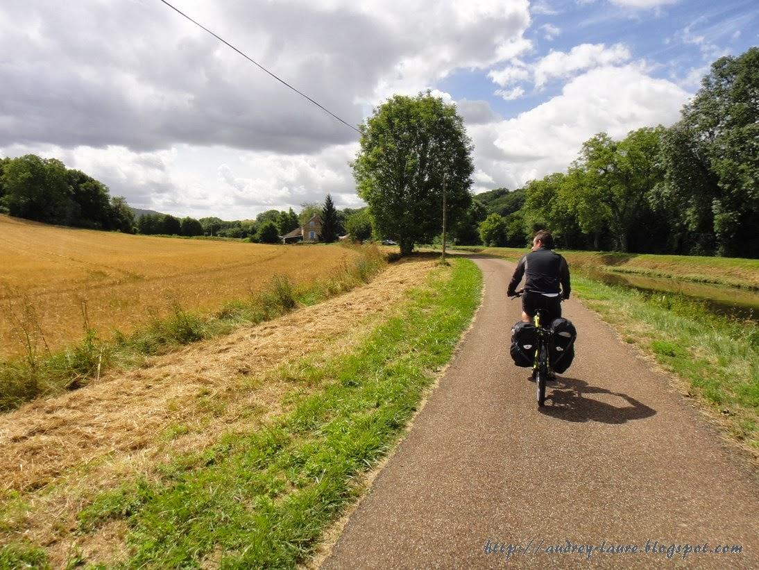 voie verte Canal du Nivernais