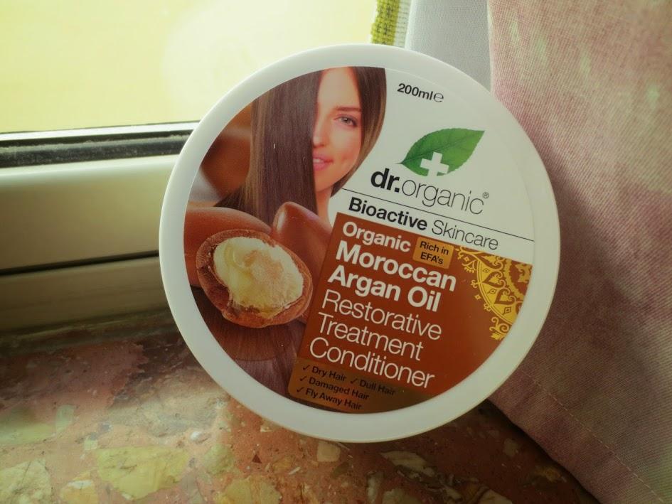 Pocalocca S Blog Dr Organic Organic Moroccan Argan Oil Restorative