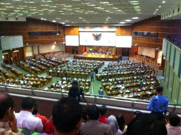 DPR Menyetujui Tersangka Budi Gunawan Jadi  Kapolri