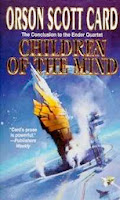 bookcover of CHILDREN OF THE MIND  by Orson Scott Card