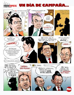 Comic Mexicano: abril 2012