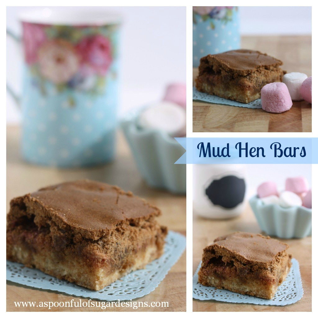 Mud Hen Bars - A Spoonful of Sugar