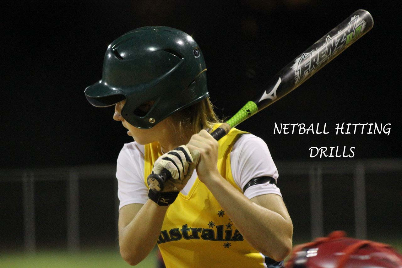 how to hit a softball for beginners