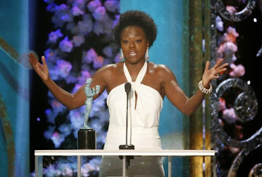 SAG Awards Highlights: Viola Davis' Teary Eyed Acceptance Speech & 'Orange is the New Black' Wins!