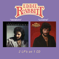 Eddie Rabbit - Room At The Top Of The Stairs