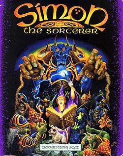 Simon the Sorcerer Simon+the+Sorcerer